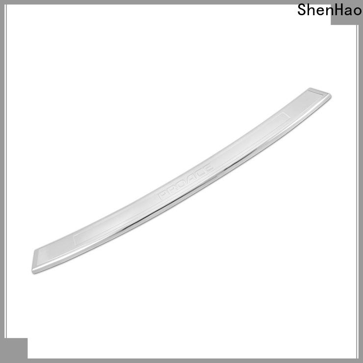 Top rear bumper sill protector oem factory for bus