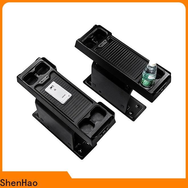ShenHao durable center console storage box for business for MPV