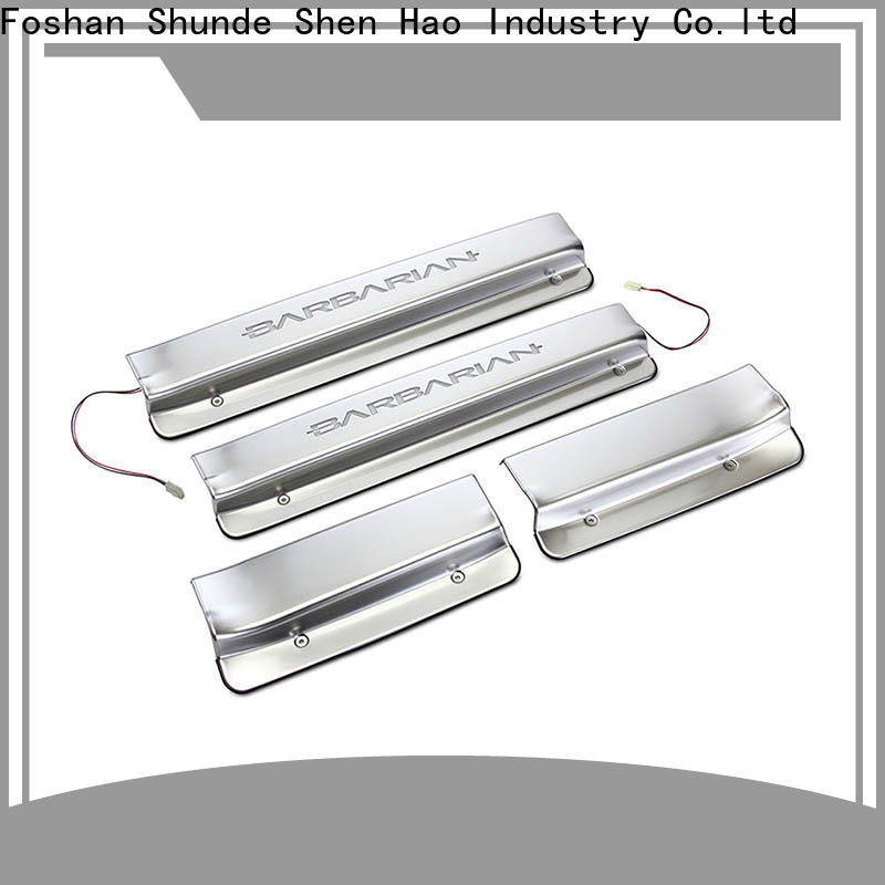 with led light car door sill scuff plates renault manufacturers for Buick