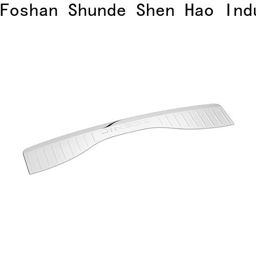 high quality rear bumper scuff plate product Suppliers for Toyota