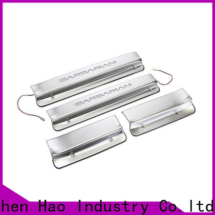 ShenHao Best car door sill scuff plates factory for SUV