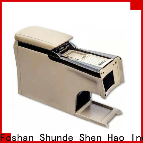 ShenHao design car armrest box for business for van