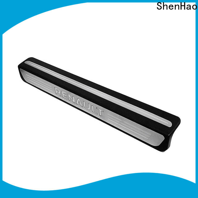 ShenHao guards car door step protector for business for Mitsubishi