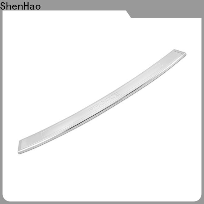 ShenHao quality rear bumper trunk protection company for vehicle