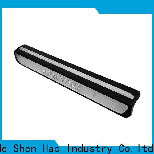 ShenHao elegant custom car door sills Suppliers for vehicle