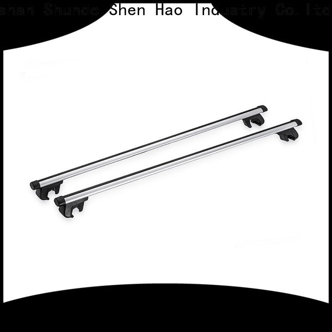 ShenHao Latest roof rack cross bars supply for van
