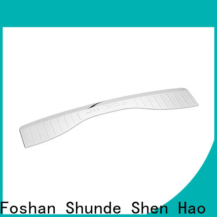 ShenHao customer rear bumper guard for business for Van