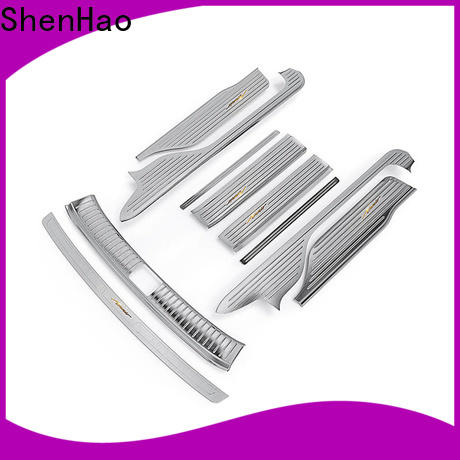 ShenHao oem door sill scuff plate guards For Buick