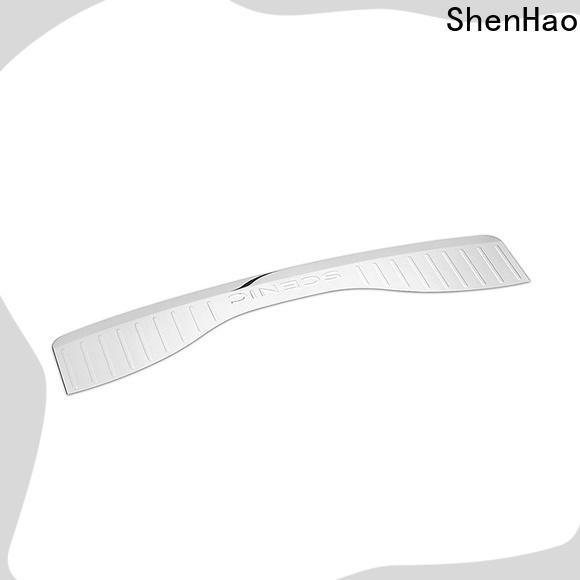 ShenHao cx5 rear bumper scuff guard for business for Toyota