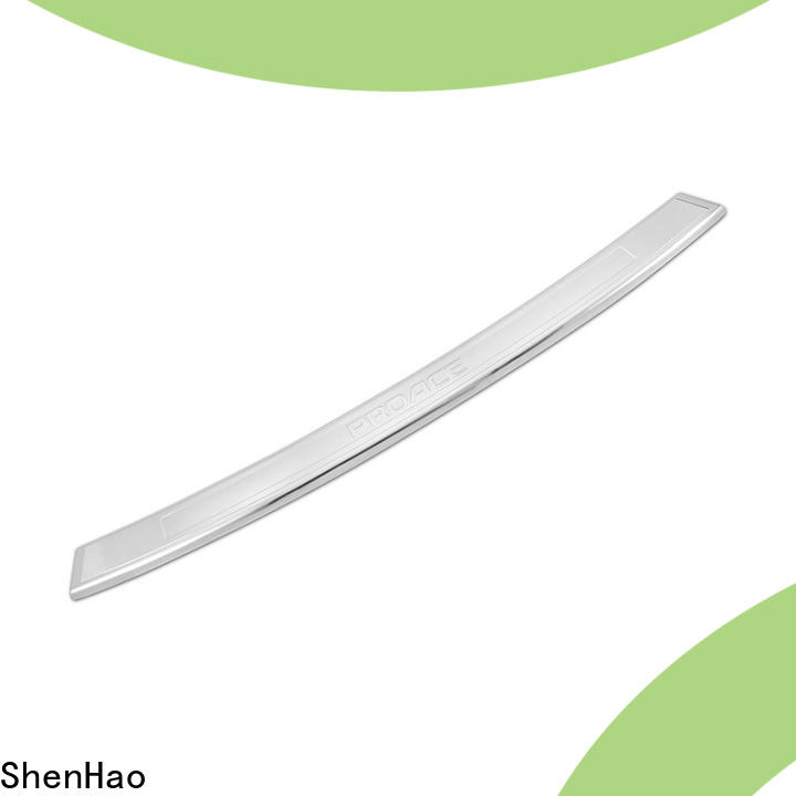 ShenHao New universal rear bumper protector factory for Toyota