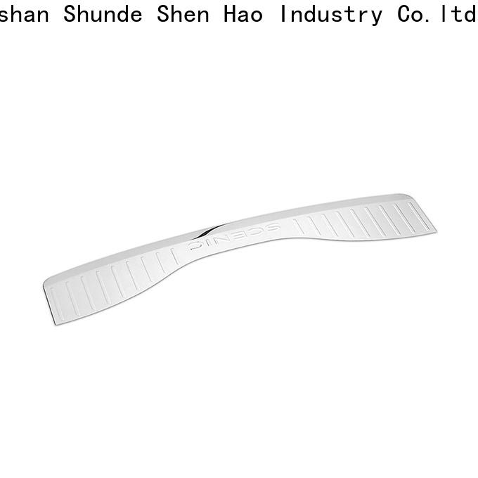 ShenHao guards rear bumper scratch protector for Toyota