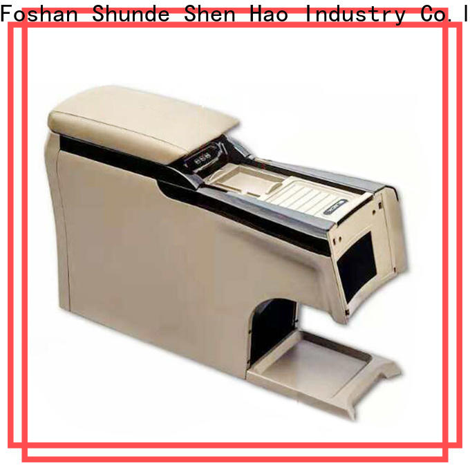 ShenHao high qualitty car armrest console box manufacturers for SUV
