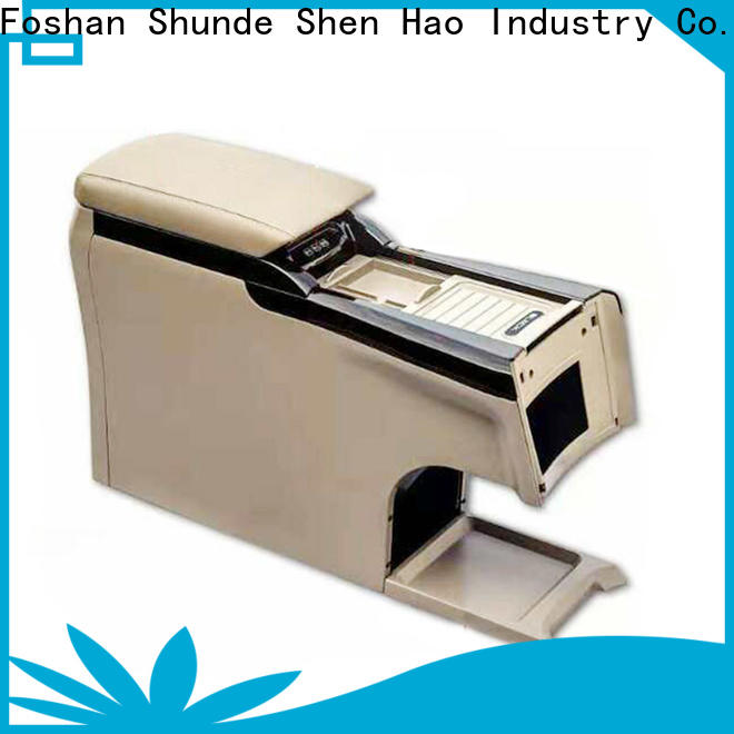 foldable center console storage box light for business for Swagon