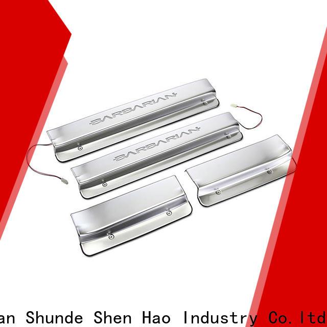 ShenHao scuff plate company for Mitsubishi