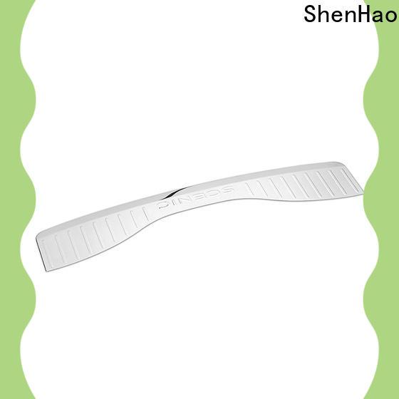 ShenHao rear bumper scuff protector for business for Toyota
