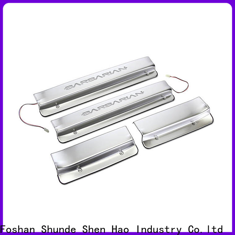 ShenHao practical door sill manufacturers For Buick