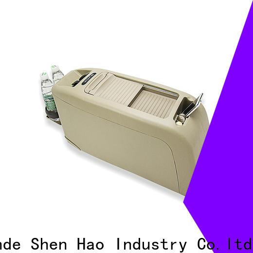 ShenHao foldable car console storage manufacturers for Honda Elysion