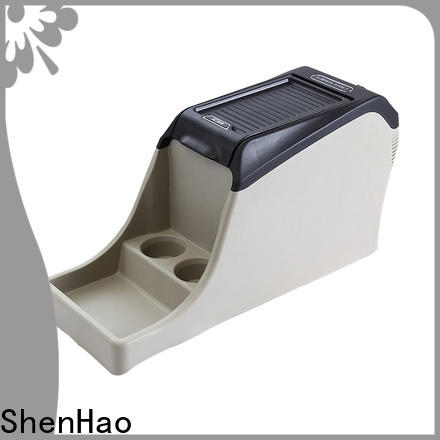 ShenHao Latest car center console storage Supply for SUV