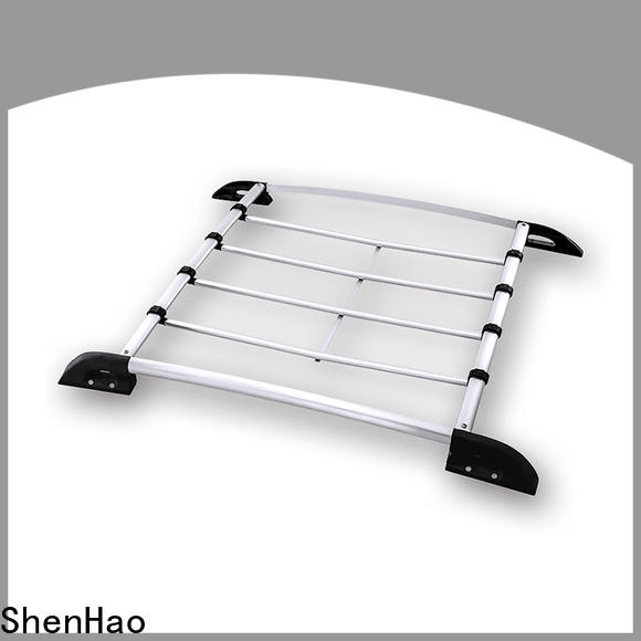 scalable car roof bars aluminium supply for SUV