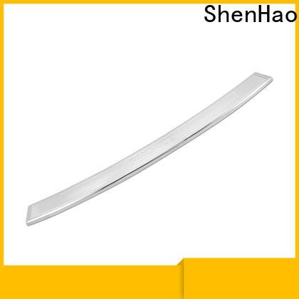 ShenHao quality universal rear bumper protector factory for Van