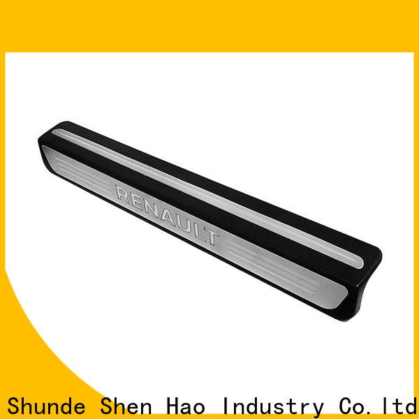 Latest door sill plate special for SUV
