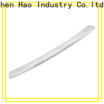 ShenHao Latest rear bumper step protector for Van