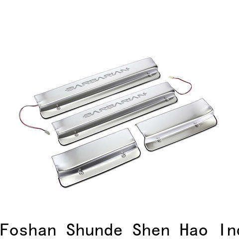 ShenHao odm auto door sill guards company for Mitsubishi