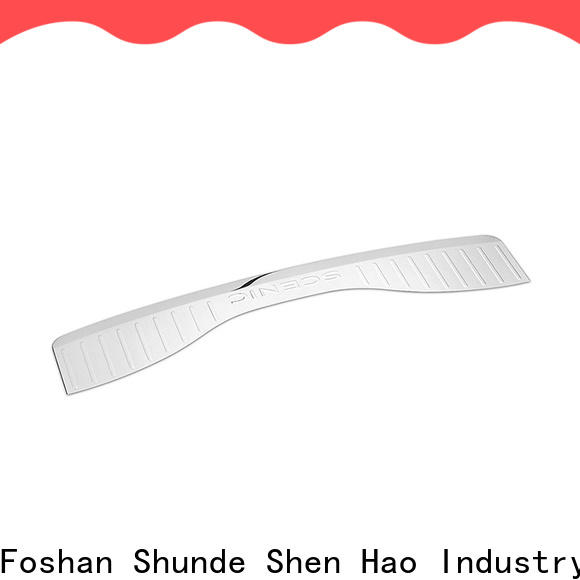 ShenHao utility rear bumper protector manufacturers for truck