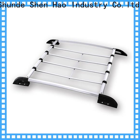 ShenHao practical car roof rail price for van