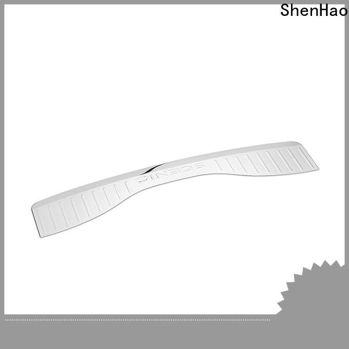 ShenHao Custom rear bumper scuff guard company for Renault