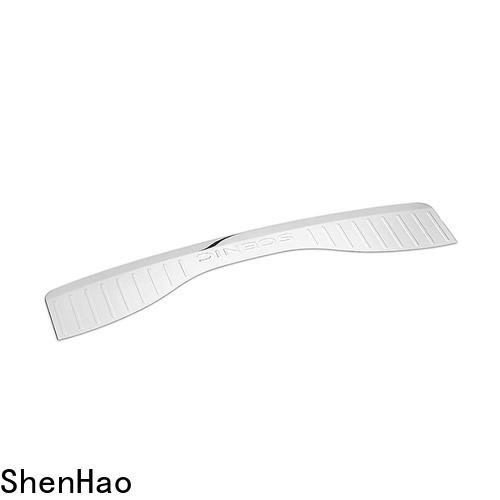 ShenHao New rear bumper protection plate manufacturers for car