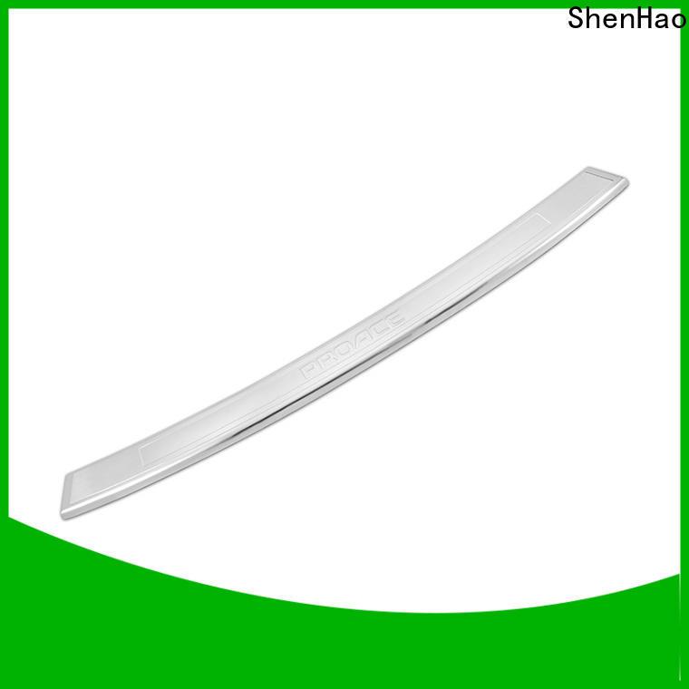ShenHao customer rear bumper protector Supply for bus