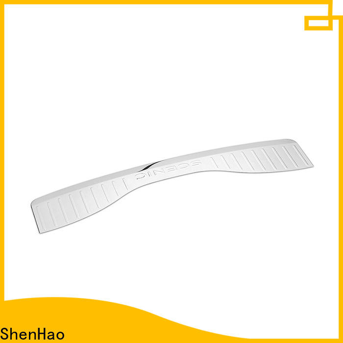 ShenHao toyota rear bumper step protector Suppliers for bus