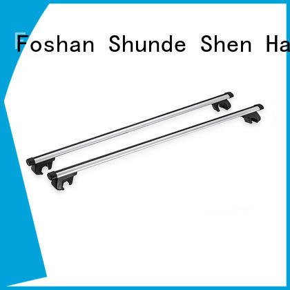 ShenHao aluminium universal roof rack cross bars for SUV for vehicle