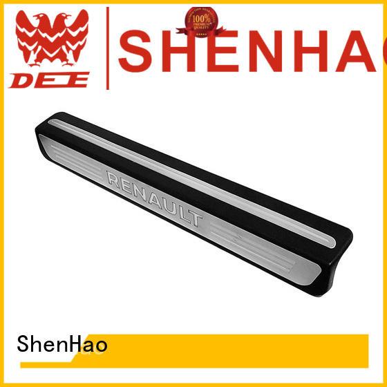 ShenHao special car door sill scuff plates Suppliers for Mitsubishi