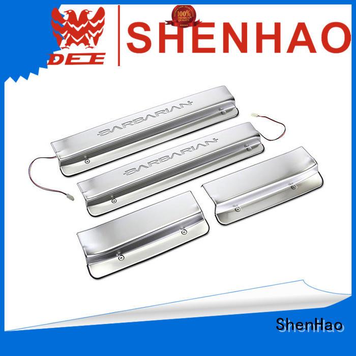 ShenHao elegant car door sill factory For Renault