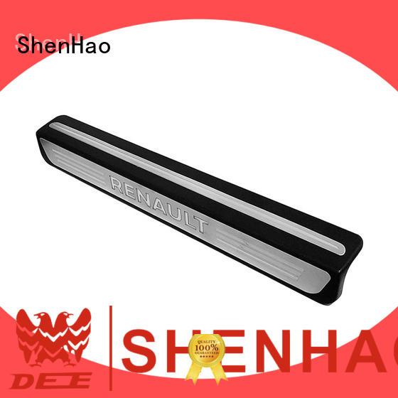 ShenHao customized car door sills for Mitsubishi for truck