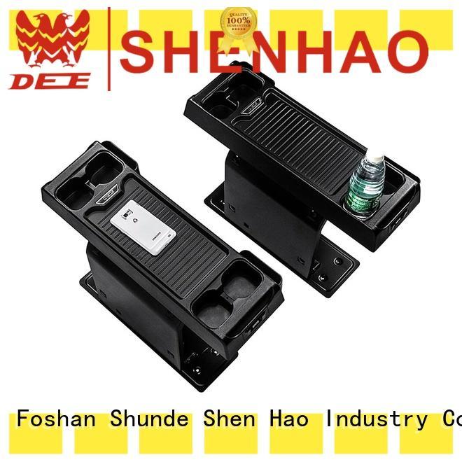 ShenHao box console box universal with USB SUV