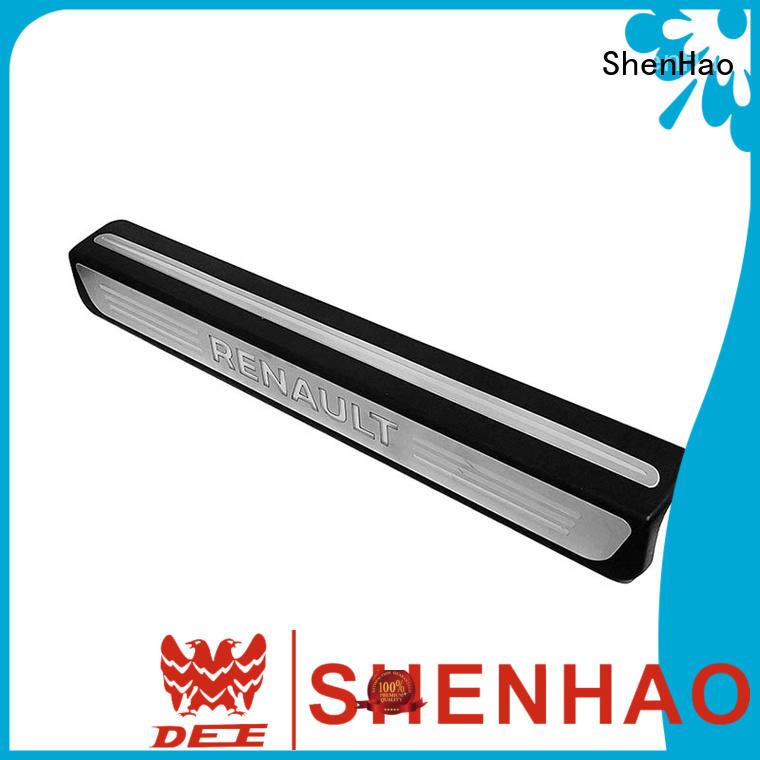 ShenHao elegant car door sill For Renault for Mitsubishi