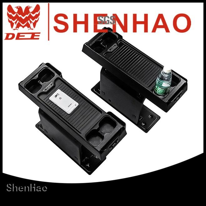 ShenHao port car console box organizer for SUV