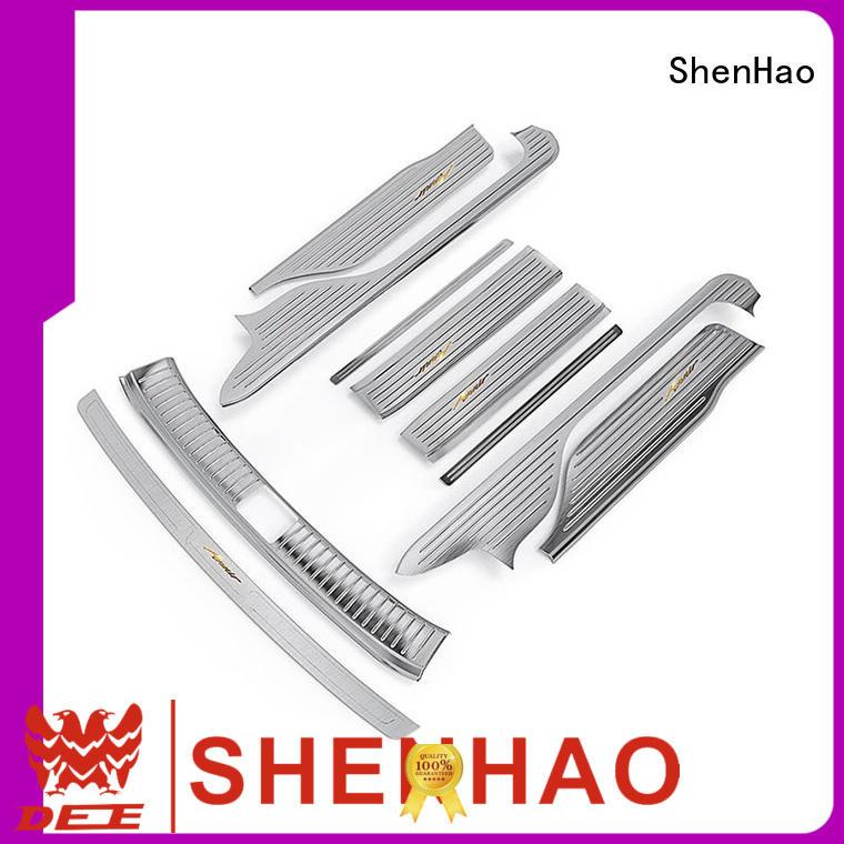car door sill scuff plates gl8 van ShenHao