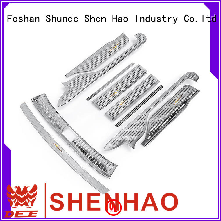 elegant car door sills sills For Buick for vehicle