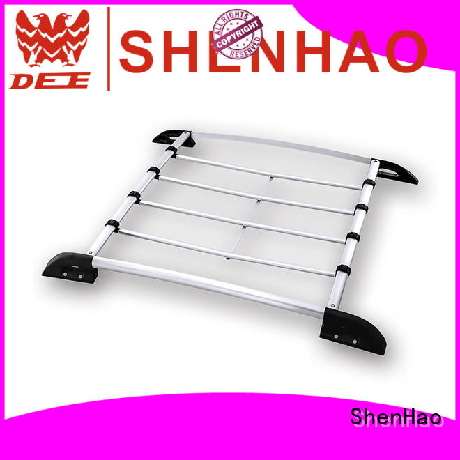 scalable universal roof rails design for SUV ShenHao