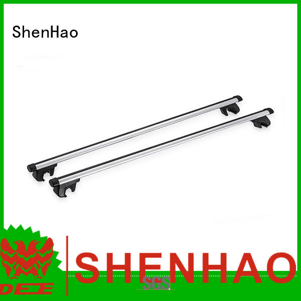 Aluminum roof bars supply for vehicle