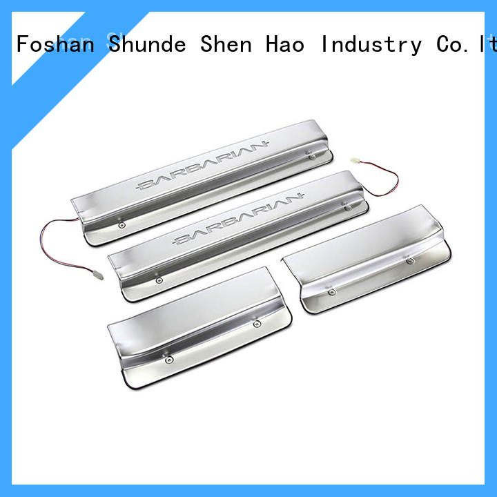 ShenHao High-quality car door sill Supply for Mitsubishi