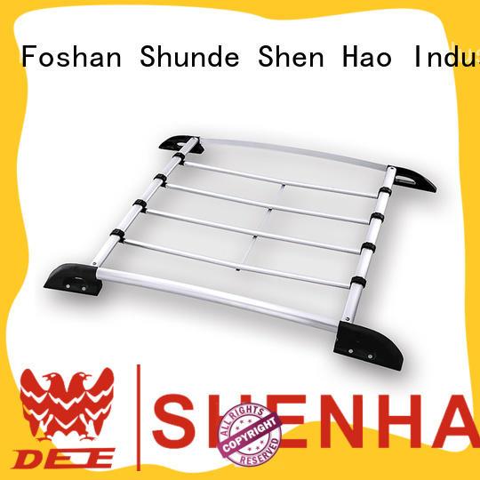 ShenHao scalable roof rack cross bars for SUV