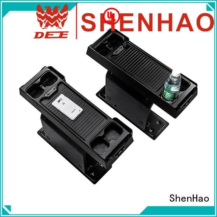 ShenHao usb custom car exterior parts company for Honda Elysion