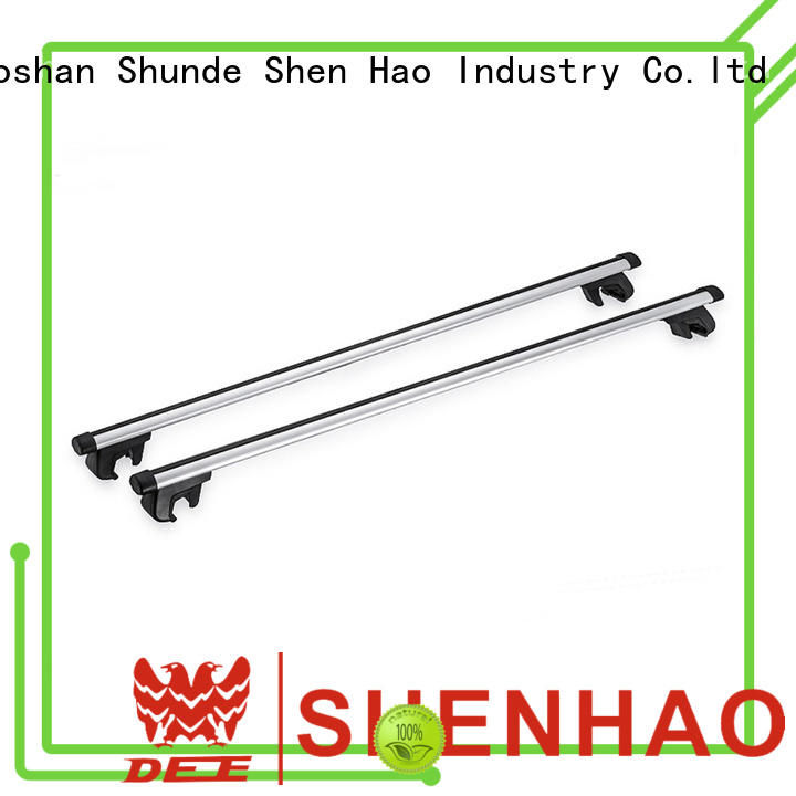 ShenHao roof universal roof rack cross bars supply for SUV