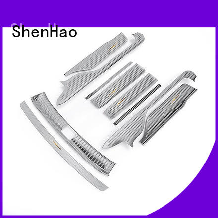 ShenHao Top custom car door sills Suppliers for Mitsubishi
