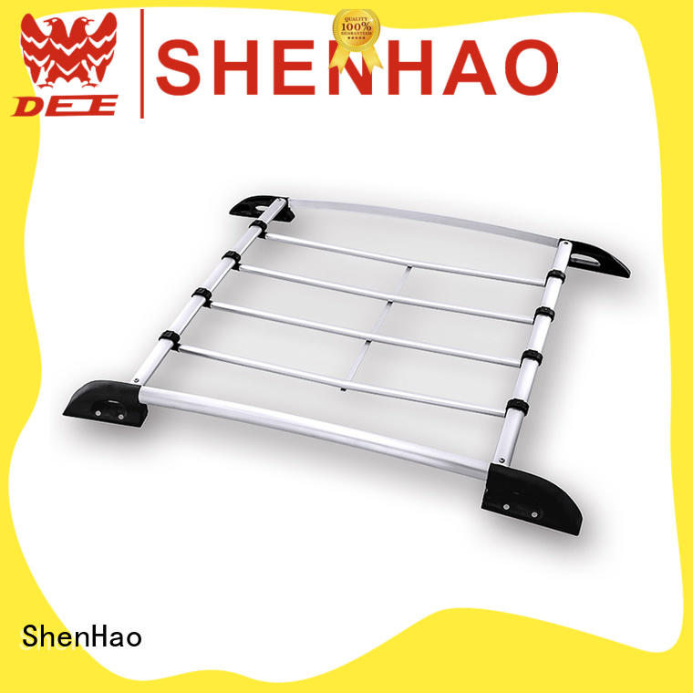 ShenHao Aluminum roof rack cost for SUV for vehicle